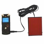Eltrinex V12E (12 GB) - diktafon s pedálem